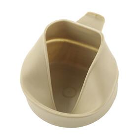 Wildo Fold-a-cup, sand